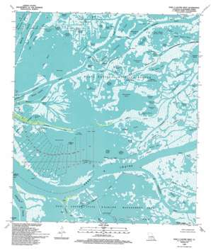 Pass A Loutre West USGS topographic map 29089b2