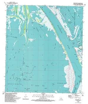 Pilottown USGS topographic map 29089b3