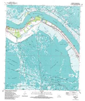 Triumph USGS topographic map 29089c4