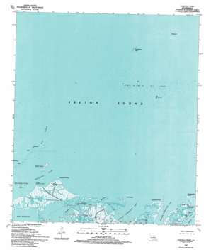 Coquille Point USGS topographic map 29089d4