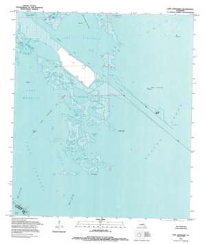 Lake Athanasio USGS topographic map 29089f4