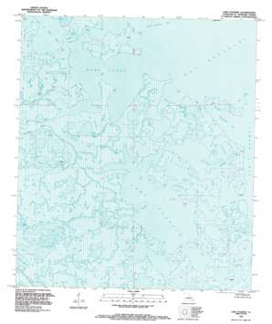 Lake Eugenie USGS topographic map 29089h4