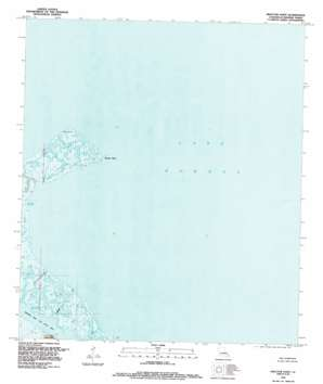 Proctor Point USGS topographic map 29089h6