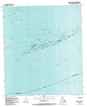 Calumet Island USGS topographic map 29090a3