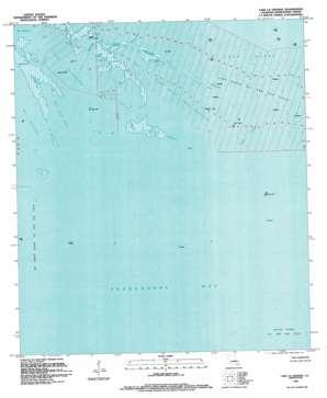 Lake La Graisse USGS topographic map 29090b5