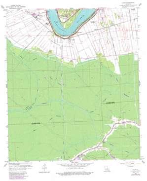 Lagan USGS topographic map 29090h7