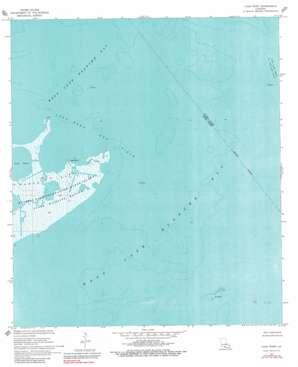 Lake Point topo map