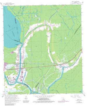 Amelia USGS topographic map 29091f1