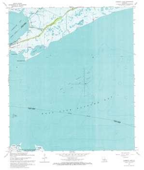 Hammock Lake USGS topographic map 29091f7