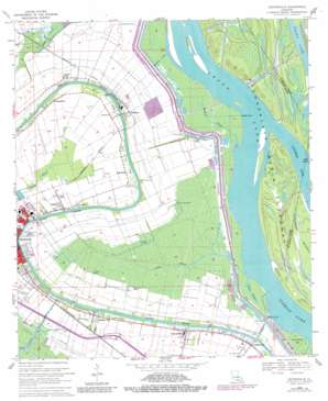 Centerville USGS topographic map 29091g4