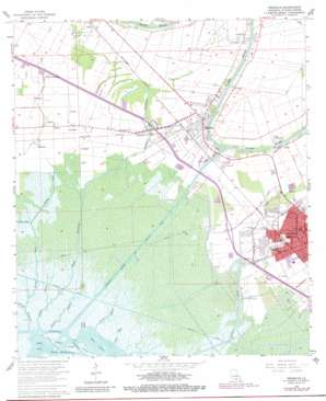 Franklin USGS topographic map 29091g5