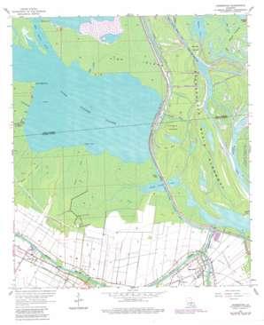 Charenton USGS topographic map 29091h5