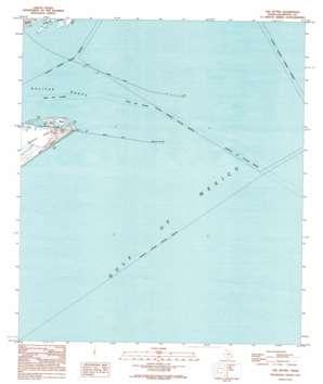 The Jetties USGS topographic map 29094c6