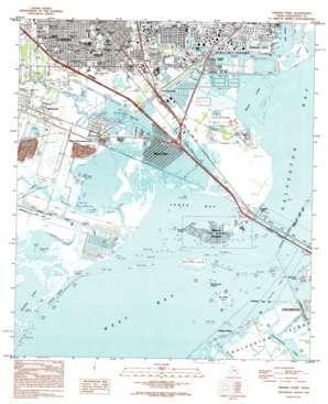 Virginia Point USGS topographic map 29094c8