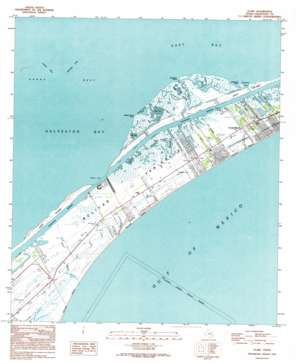 Flake topo map