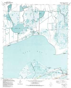 Frozen Point USGS topographic map 29094e5