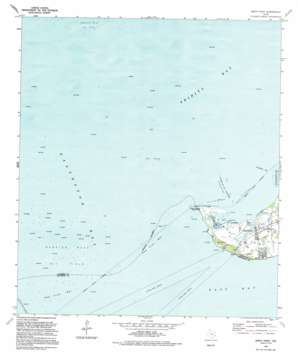 Smith Point USGS topographic map 29094e7