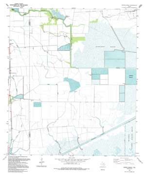 Whites Ranch USGS topographic map 29094f3