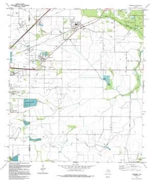 Hamshire USGS topographic map 29094g3