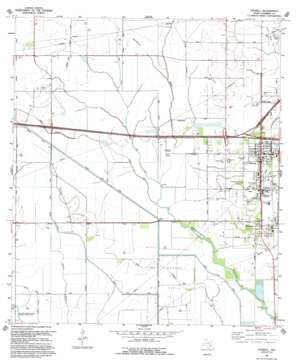 Stowell USGS topographic map 29094g4