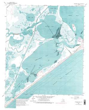 Christmas Point USGS topographic map 29095a2