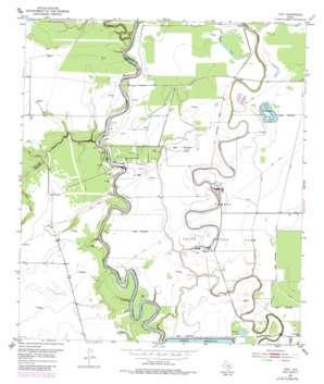 Otey USGS topographic map 29095c5