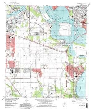 La Porte USGS topographic map 29095f1