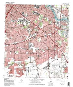 Park Place USGS topographic map 29095f3
