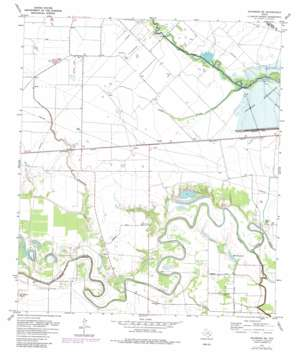 Richmond Ne USGS topographic map 29095f7