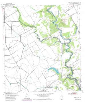 Lane City Se USGS topographic map 29096a1