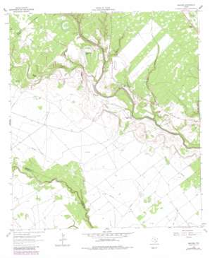 Navidad USGS topographic map 29096a7