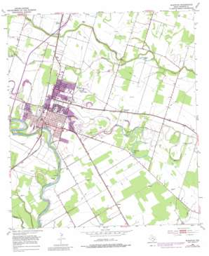 Wharton USGS topographic map 29096c1