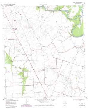 New Taiton topo map