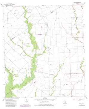 Hahn USGS topographic map 29096c4