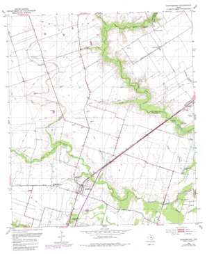 Hungerford USGS topographic map 29096d1