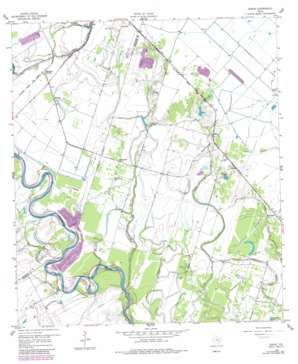 Bonus USGS topographic map 29096d3