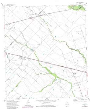 Lissie USGS topographic map 29096e2