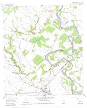 Wallis USGS topographic map 29096f1