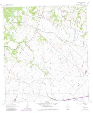 Cat Spring USGS topographic map 29096g3