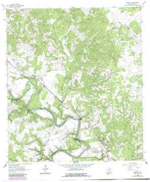 Verhelle USGS topographic map 29097a2