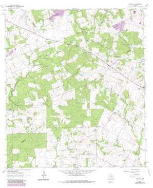 Garfield USGS topographic map 29097a6