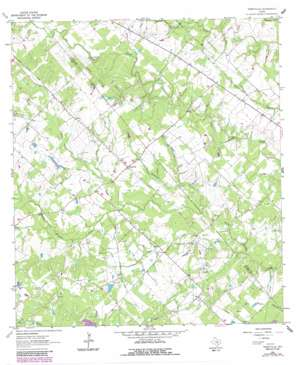 Terryville topo map