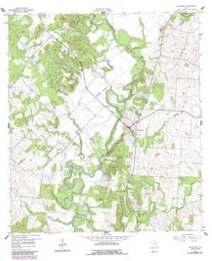 Hochheim USGS topographic map 29097c3