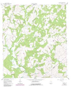 Cheapside USGS topographic map 29097c4