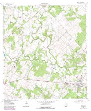 Smiley USGS topographic map 29097c6