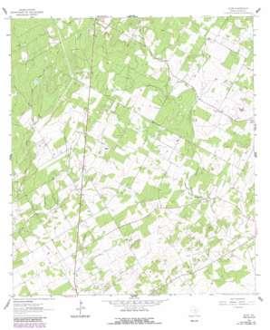 Alum USGS topographic map 29097c8