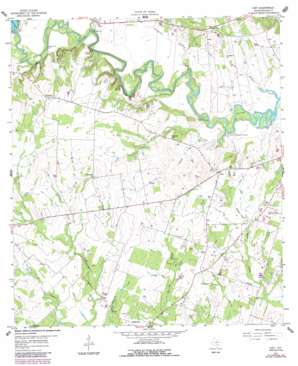 Cost USGS topographic map 29097d5