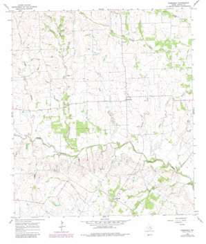 Komensky USGS topographic map 29097e1