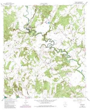 Ottine USGS topographic map 29097e5