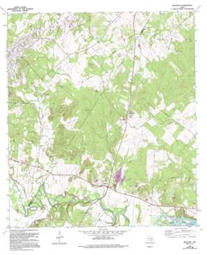 Belmont USGS topographic map 29097e6